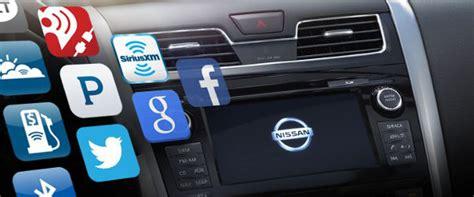 nissan connect apps la app di nissan connect