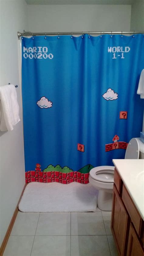 Nintendo Shower Curtain by 104 Best I Think I Need It But I Don T Images On