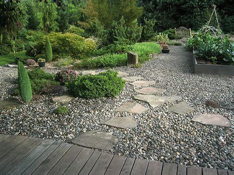 garten mit kies garden design gravel wood the journalist quot it s