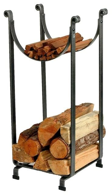 sling rack traditional firewood racks by enclume