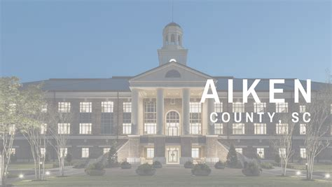Aiken County Search Aiken County