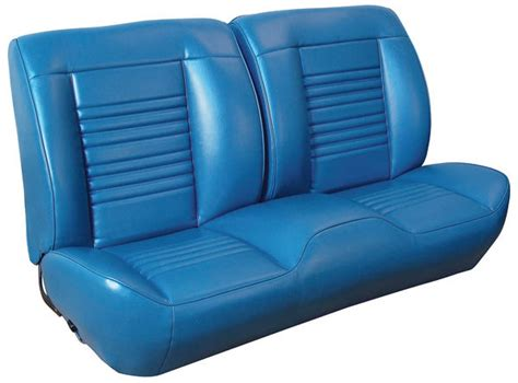 sports bench seats 1967 chevelle sport seats front bench upholstery and foam