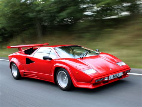 Lamborghini Countach Value Lamborghini Countach Nomana Bakes