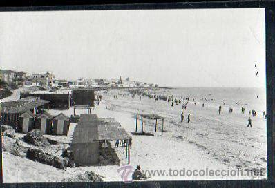 imagenes antiguas rotas tarjeta postal de rota playa de la costilla comprar