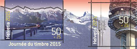 Schweiz Briefmarken 2015 Briefmarken Im Zeichen Der Tradition Und Freude Die Post