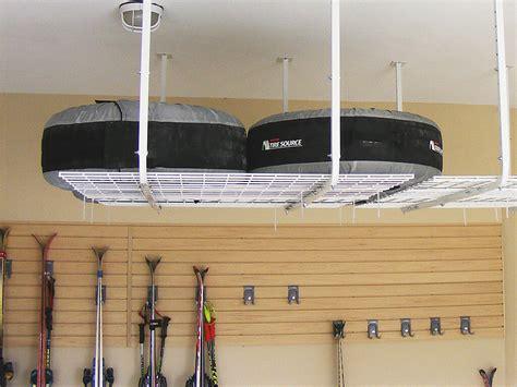 Garage Hanging Storage Overhead Storage Platforms Nuvo Garage
