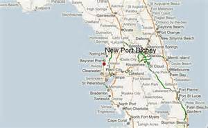 new port richey location guide