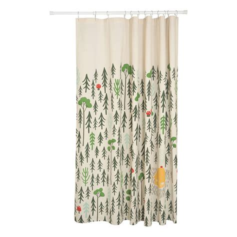 rainforest shower curtain forest shower curtain by radcliffe sloan
