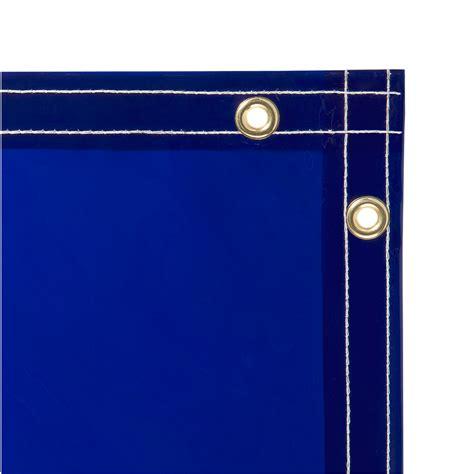steiner welding curtains arcview 14 mil flame retardant tinted transparent vinyl