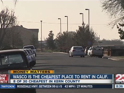 cities with the cheapest rent wasco is the cheapest city to rent in california