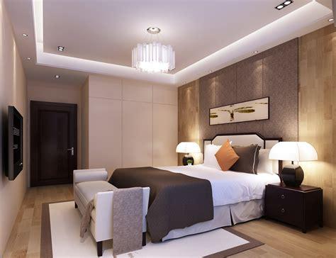 Modern Bedroom 3d Model Max Cgtrader Com Model Bedroom Interior Design