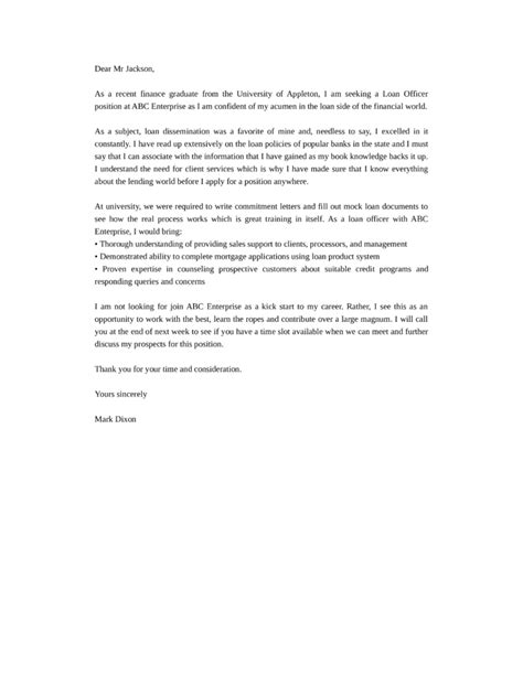 ideas of mortgage loan officer cover letter sample nice cover letter