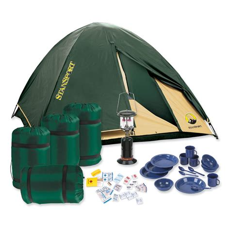 Capung Set stansport 174 family cing box set 106496 backpacking