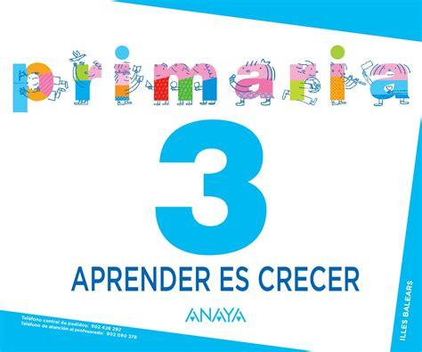 aprender es crecer 3 illes balears by grupo anaya sa issuu