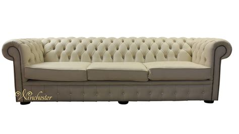 4 Seater Chesterfield Sofa Large 4 Seater Chesterfields 4 Seater Chesterfield Sofa