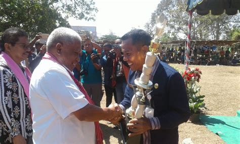 Bibit Sapi Kupang ini nama nama pemenang lomba kontes sapi provinsi ntt