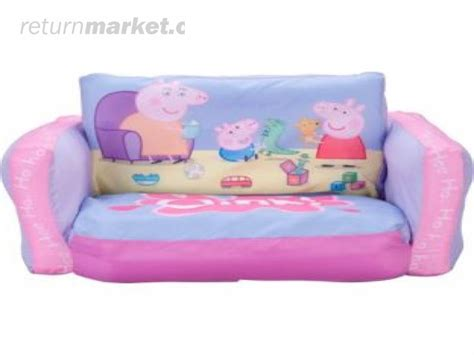 peppa pig couch palletised small furniture furnishing in hungary a13