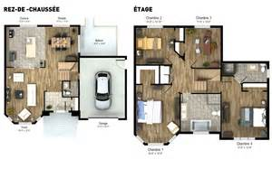 interior home plans groupe h 233 l 232 ne mathieu residential projects quartier sud brossard