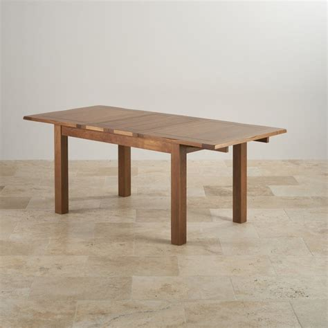 Solid Oak Extending Dining Table And Chairs Rushmere Dining Set In Rustic Oak Extending Table 6 Chairs