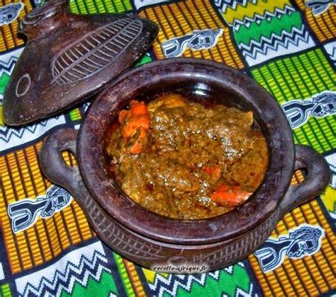 Www Cuisine Ivoirienne by Sauce Graine A La Viande De Boeuf Recettes Ivoiriennes