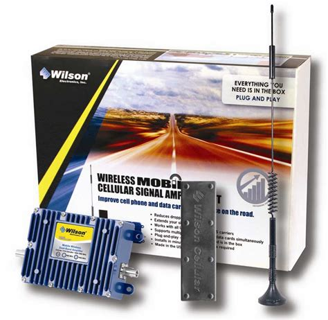 weboost 3g wireless cellular phone signal