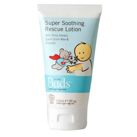 Buds Organics Soothing Rescue Lotion 150ml buds soothing rescue lotion 150ml baby
