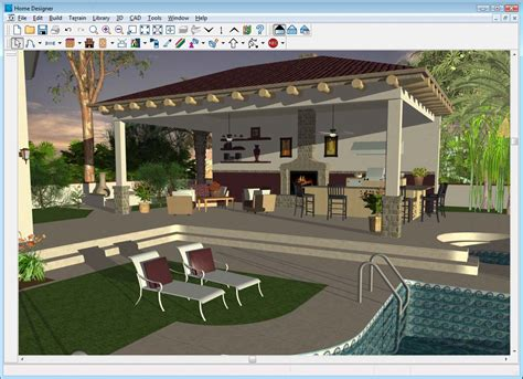 free software for buildingbackyard pavilion studio