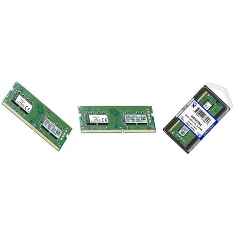 Memory Ddr4 4gb kingston ram 4gb ddr4 for laptop kvr24s17s6 4 smart