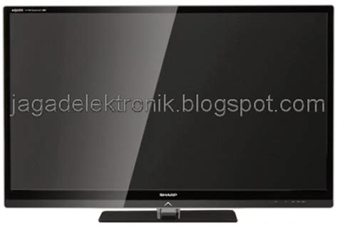 Tv Led Sharp Dan Spesifikasi harga dan spesifikasi led tv sharp aquos lc 52le830m dunia elektronik