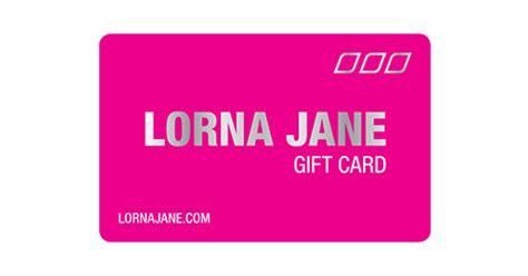 Jane Com Gift Card - 500 lorna jane gift card contest shareyourfreebies