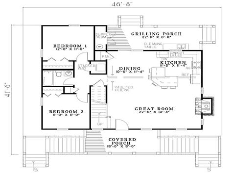 3 bedroom guest house plans 3 bedroom beach house floor plan beach house guest