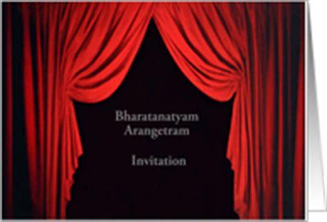 Bharatanatyam Arangetram Invitations From Greeting Card Arangetram Invitation Templates