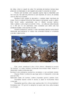 principalele plante textile sunt bumbacul inul si canapa