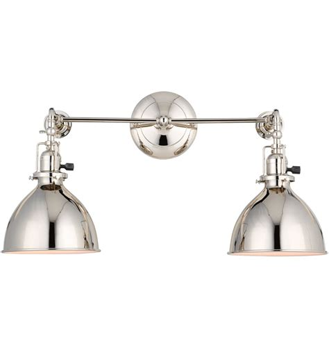 industrial bathroom light grandview double sconce rejuvenation