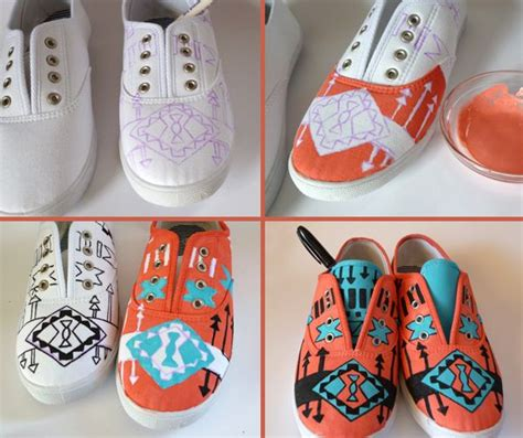 acrylic paint on leather shoes 53 best images about everything on
