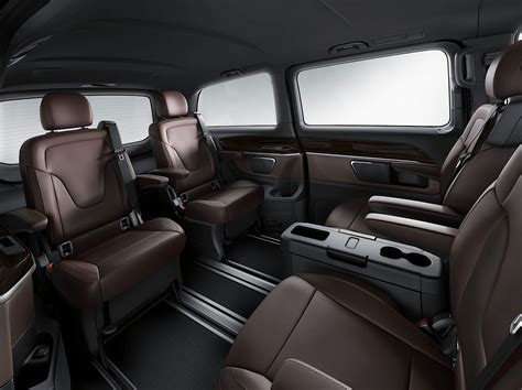 2015 Mercedes Benz V Class Edition 1 Gets Detailed [Photo