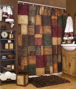 Cabin Shower Curtain by Styles 2014 Rustic Shower Curtain