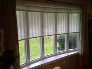 Windows Shades And Curtains Best 25 Bow Window Treatments Ideas On