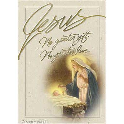 christian christmas card abbey press religious christmas card christmas cards