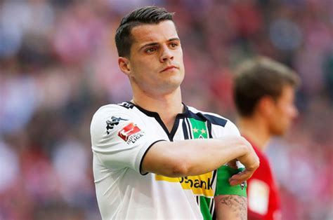 arsenal xhaka news who is granit xhaka all you need to know about arsenal s