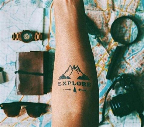 explore tattoo best 25 explore ideas on adventure