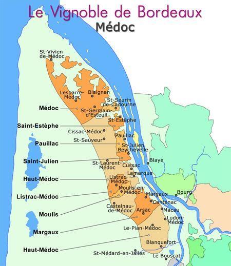 Le P Plus Pessac by Medoc Carte Des Vins Du M 233 Doc Du Vignoble De