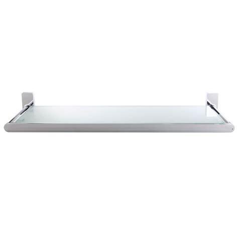 Single Glass Shelf by Single Shelf
