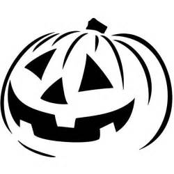 halloween pumpkins from stencils to carved