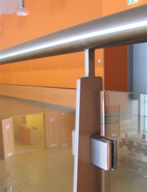 falttüren glas innen gl7767 glas edelstahl gelaender innen detail