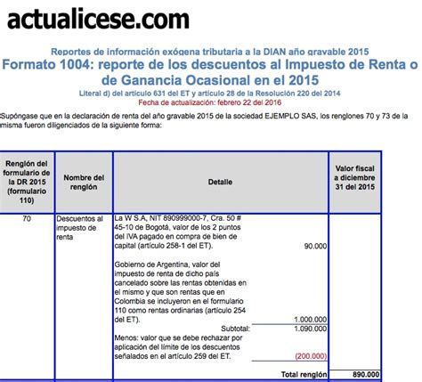 formulario certificado de no declarante de renta para pensionados modelo formato de no declarante renta empleados 2016