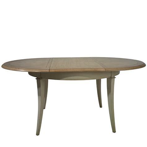 mesa de comedor redonda extensible mesa vintage comedor redonda extensible silhouette en