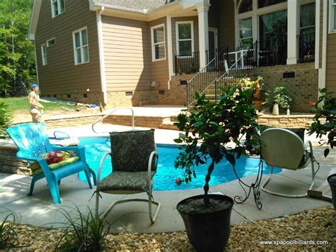 backyard leisure greensboro hot tubs and swimming pools installed by backyard leisure