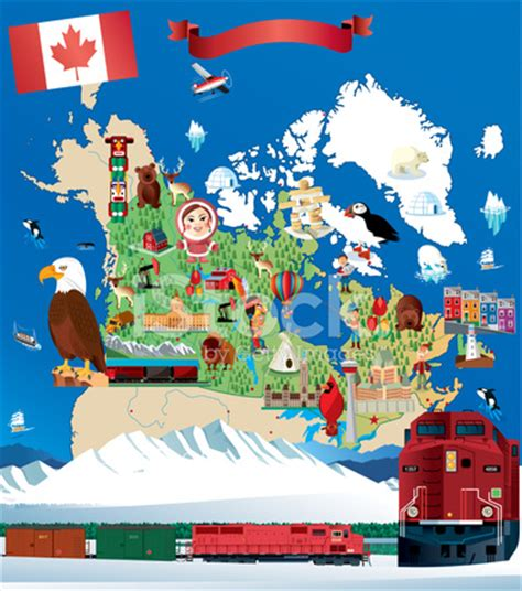 Free Search In Canada Map Of Canada Stock Photos Freeimages