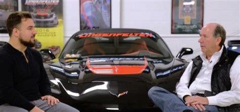 Corvette Giveaway Promo Code - ken lingenfelter c7 corvette interview that s the 2016
